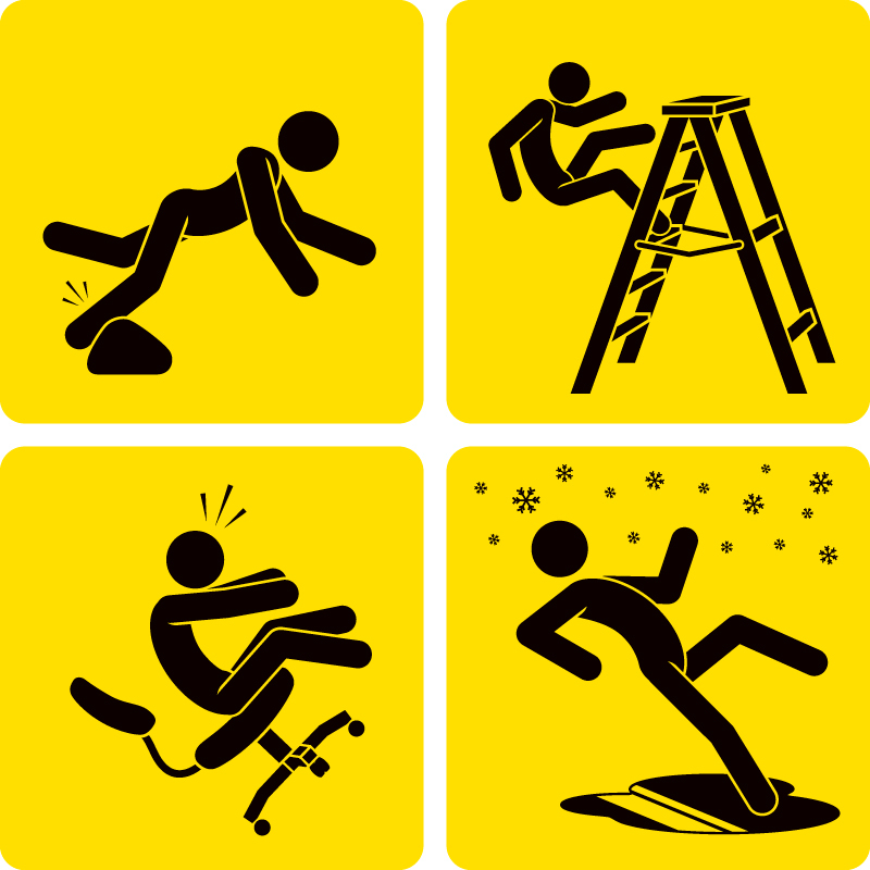 Why Falls are Dangerous and How to Avoid Them