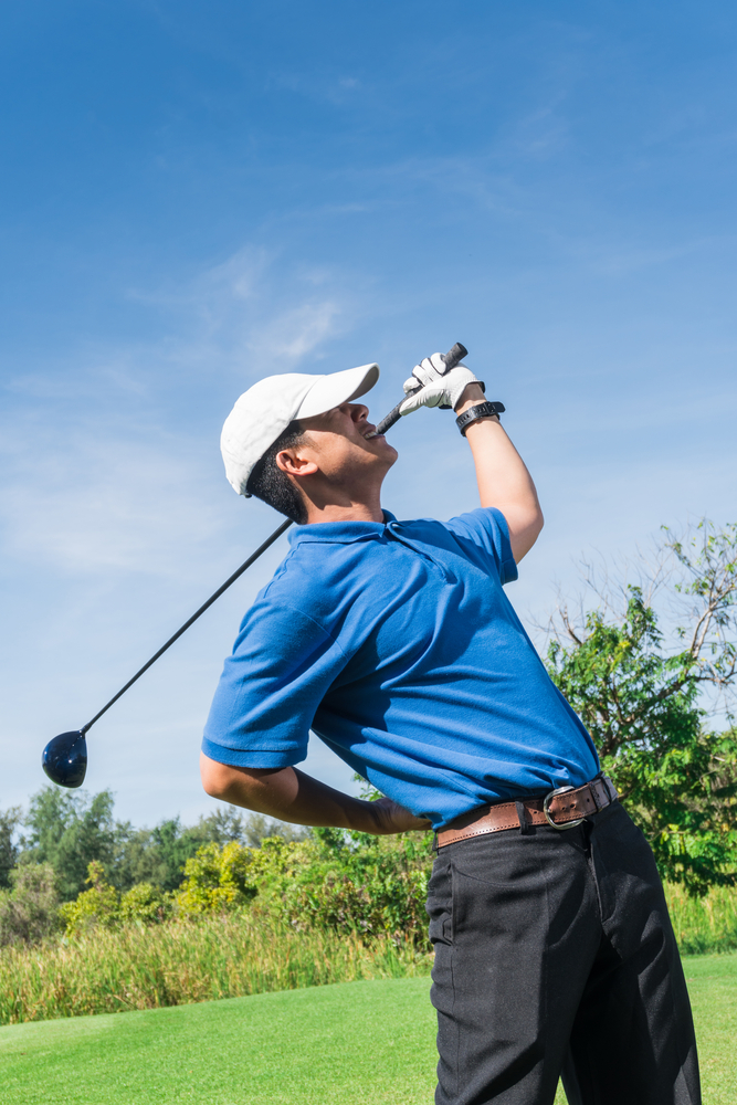 The Most Common Golf Injuries